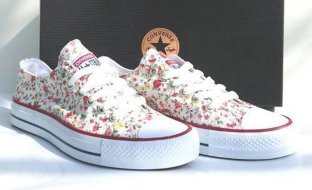 23b58b53947 converse converse vinted flowers vintage liberty