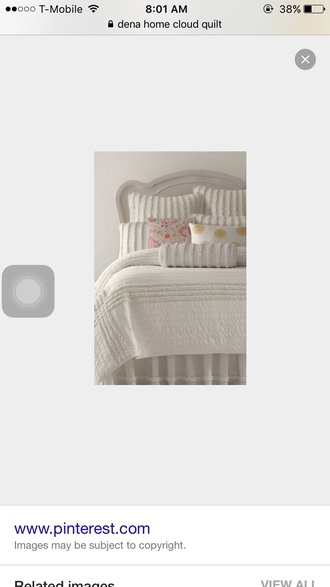 home accessory dena home dena quilt white clouds cotton bed bath beyond ruffle cloud white cloud quilt full size full queen full queen size bedding full size bed