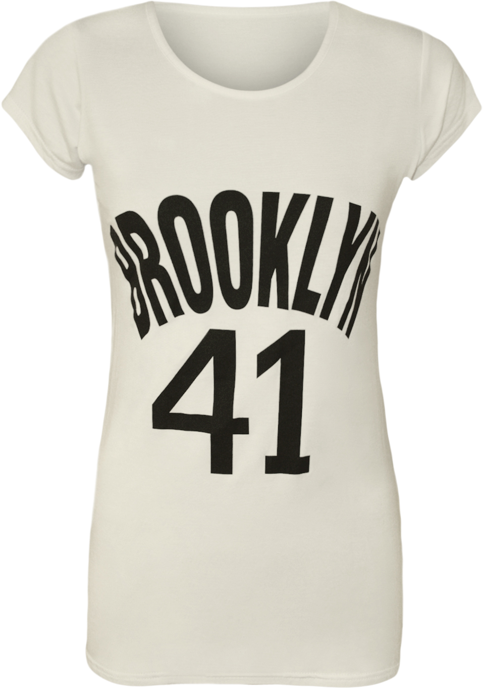 Laurene brooklyn print t shirt for T shirt printing brooklyn