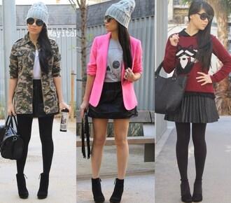 cardigan pink jacket