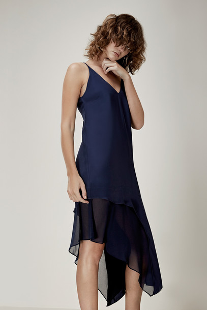 C/MEO COLLECTIVE dress navy