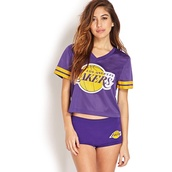top,lakers,los angeles,la,crop,basketball,california girl beauty