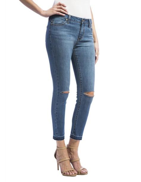 Liverpool jeans blue
