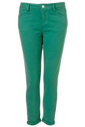 Moto jade seven eighths skinny jeans
