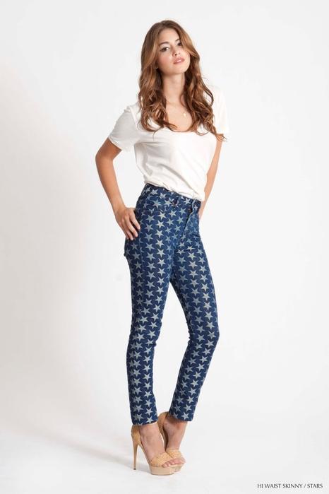 High Waist Skinny Jeans 2013 | Dulcet Fashion