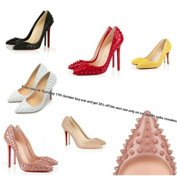 Shoes: pigalle fever, heels, women, high heels, buy me, sale ...