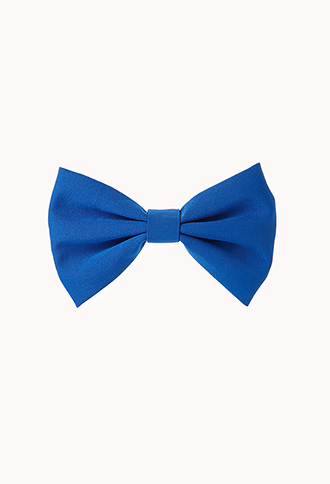 Timeless Bow Barrette | FOREVER21 - 1000074621