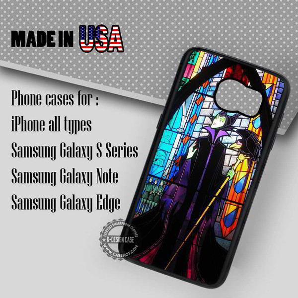 phone cover stained glass princess