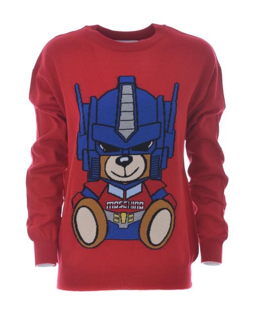 jumper bear sweater