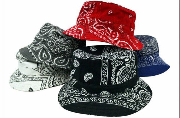 hat bucket hat printed bucket hat