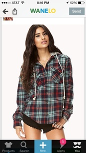 shirt,flannel,plaid,blouse,green,blue,white,winter outfits,summer,fall outfits,spring,cute,girly,sporty,amazing,great,cool,love,top,hoodie,shorts,ring,jacket