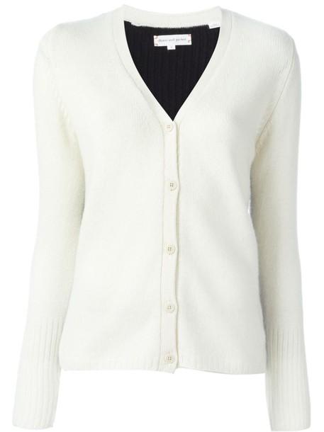 Chinti and Parker cardigan cardigan white sweater