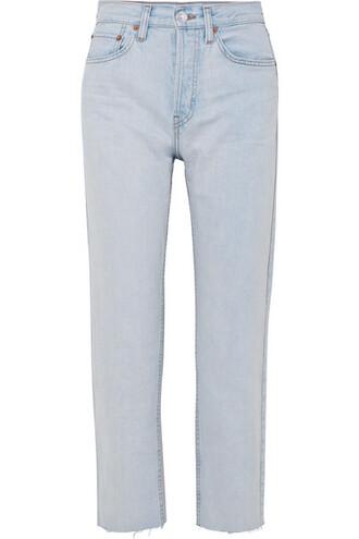 jeans denim high light