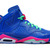 Nike Air Jordan 6 Retro GG Game Royal (543390-439) | Order and buy it now from Kicks-Crew Offical Store