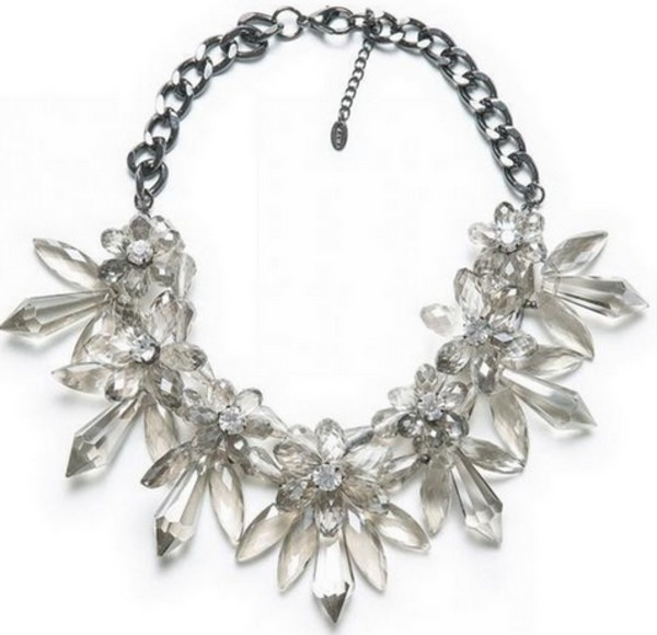 jewels necklace crystal accessories