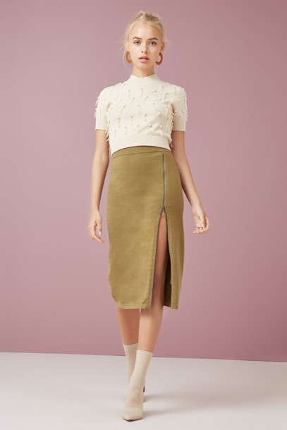 Finders Keepers skirt knit
