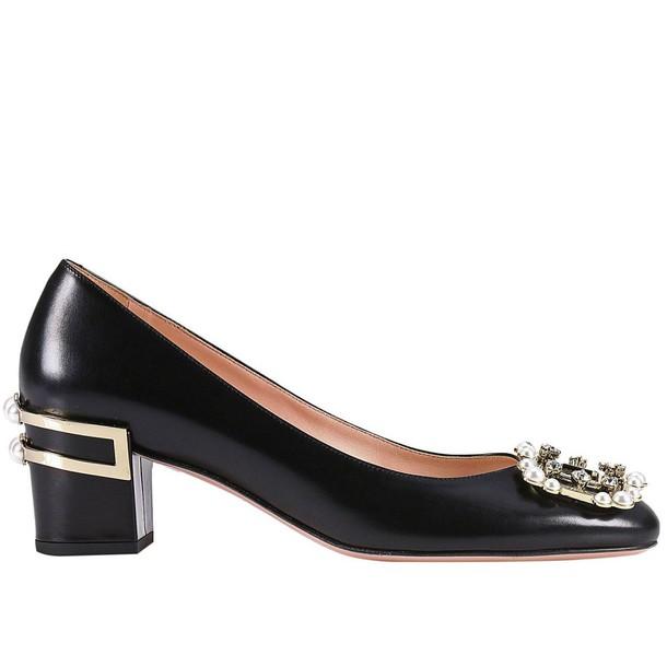 Roger Vivier women pumps shoes black