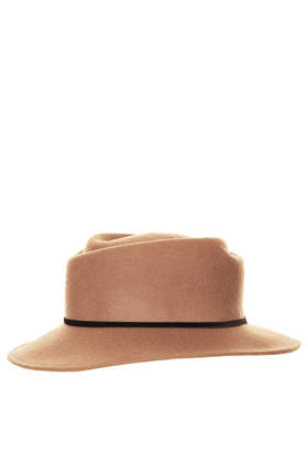 Swirl Top Hat - Hats  - Bags & Accessories  - Topshop USA