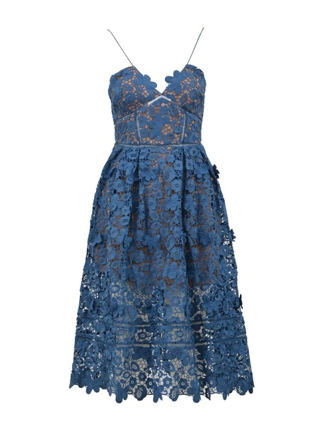 dress floral baby blue baby blue