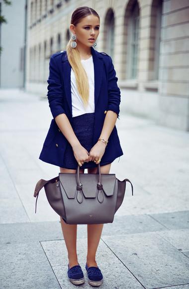 kayture shoes jewels top bag jacket skirt