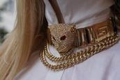 jewels,choker necklace,gold,statement necklace,leopard print,rhinestones,gold chain,aliexpress
