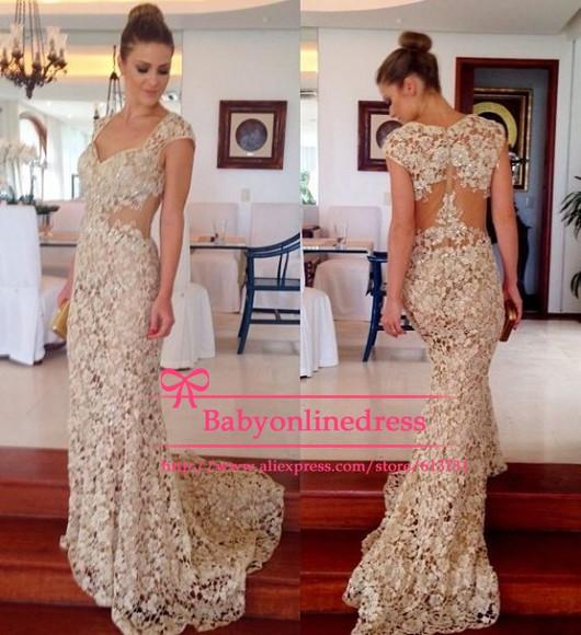 evening dress long prom dress wedding dress