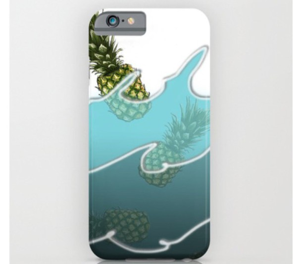 phone cover sammy cee pineapple ocean iphone cover galaxy phone case society6