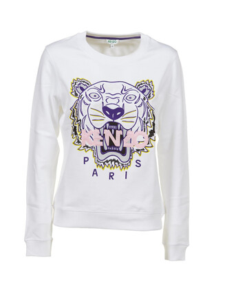sweatshirt tiger multicolor sweater