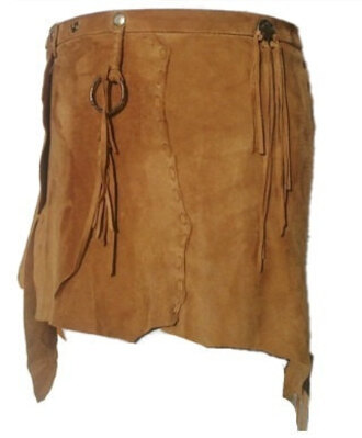 skirt suede skirt native inspired indian american indian inspired made in italy cherokee native american suede leather skirt pocahontas indian