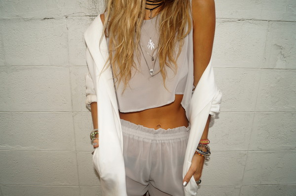 tumblr outfit sheer