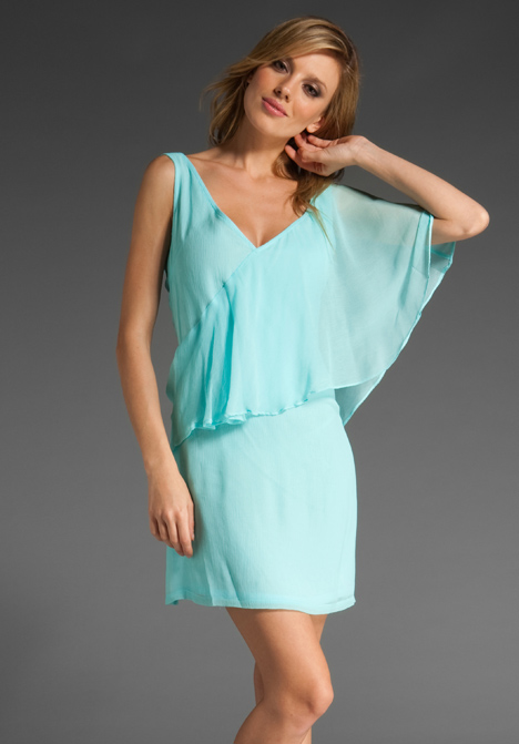 Wink rio dress in mint at revolve clothing