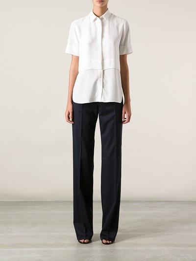Stella Mccartney Bootcut Trousers - Dell'oglio - Farfetch.com