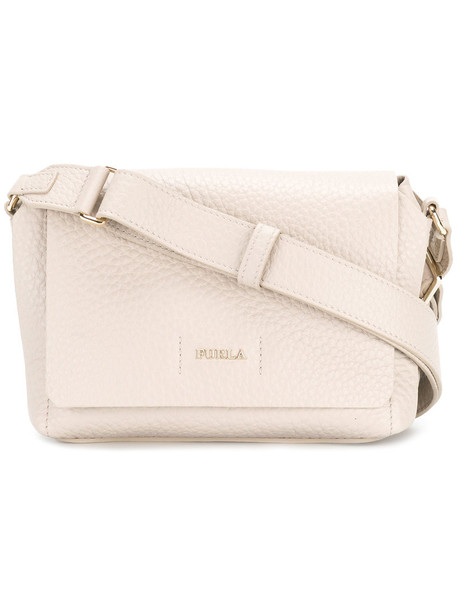 Furla women bag crossbody bag leather nude