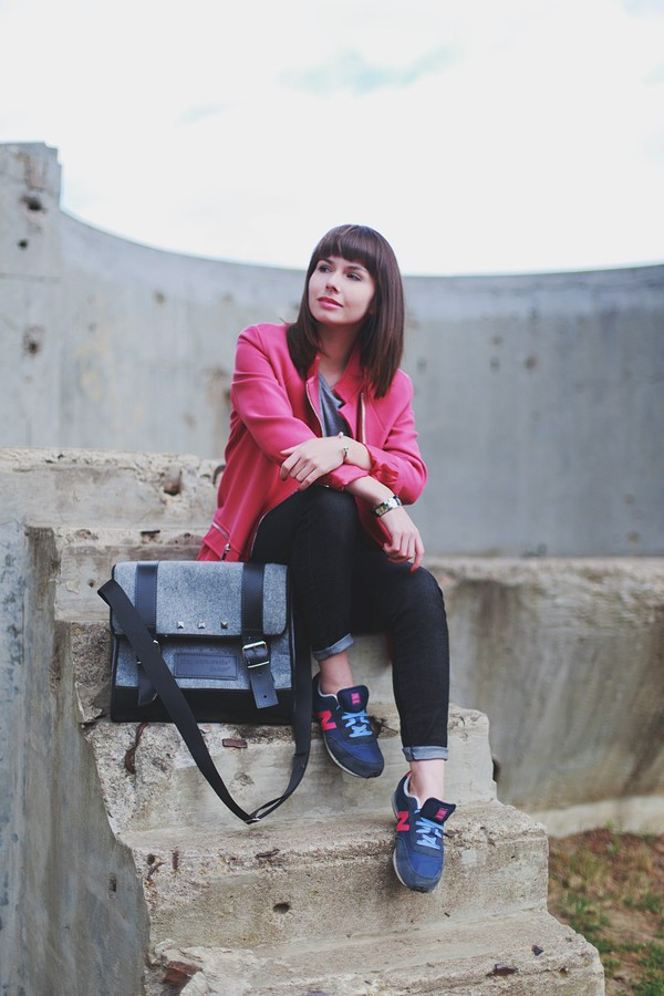 kapuczina blogger shoes belt t-shirt jewels bag