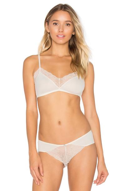 Eberjey white underwear