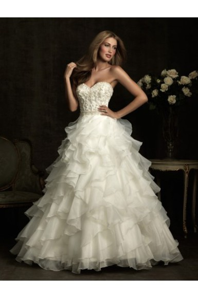 wedding dress bridal gowns strapless wedding dresses