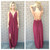 Wine Empress Maxi Dress                           | Dainty Hooligan Boutique