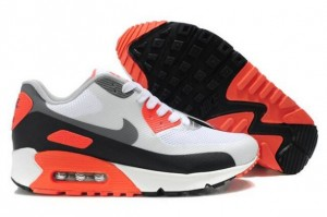 "Original Nike Air Max 90 Hyperfuse Premium ""Infrared"" UK Online Shop"
