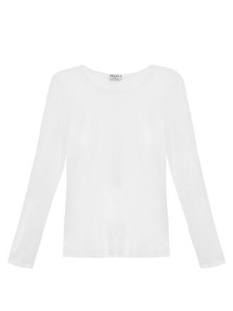 t-shirt shirt classic white top