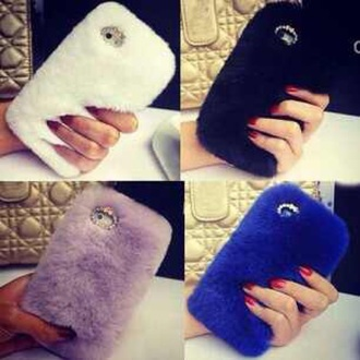 jewels clothes accessories diamonds style phone case iphone case iphone 5 case colors swag trendy phone accessories fur