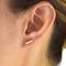 Dainty bar earrings