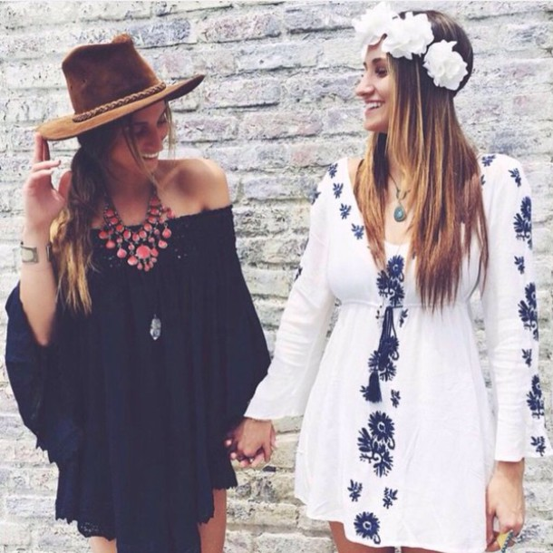 Bohemian Winter Fashion Pinterest
