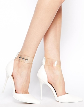 ASOS | ASOS POTTER Pointed High Heels at ASOS