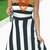 Devon Rachel: A Black And White Maxi Dress