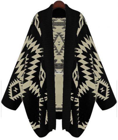 Tribal belle cardigan