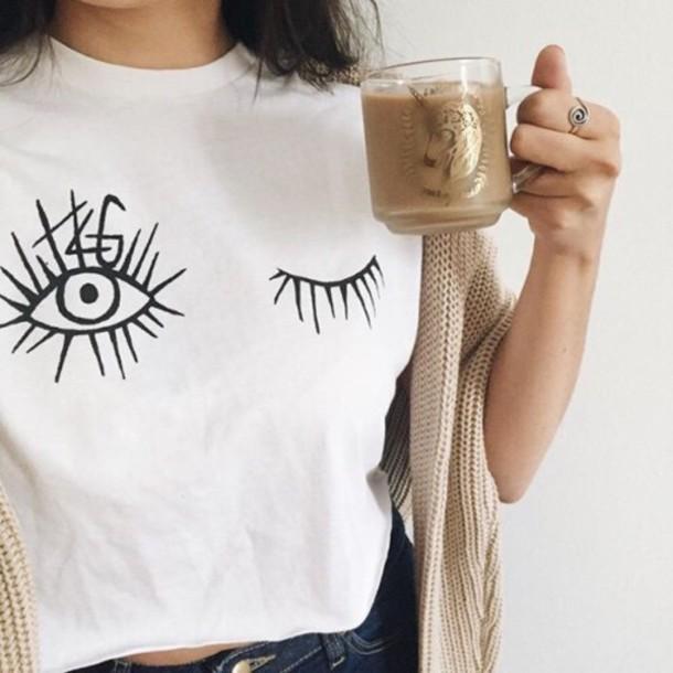 ✽ You ━ ✧ deserve ✧ ━this✽ Ken0sg-l-610x610-shirt-white-white+shirt-eyes-eye-black+shirt-tumblr-pale-style-t+shirt-unicorn-mug-beige+sweater-knitted+sweater-white+t+shirt-graphic+tee-coffee-printed+t+shirt-ring