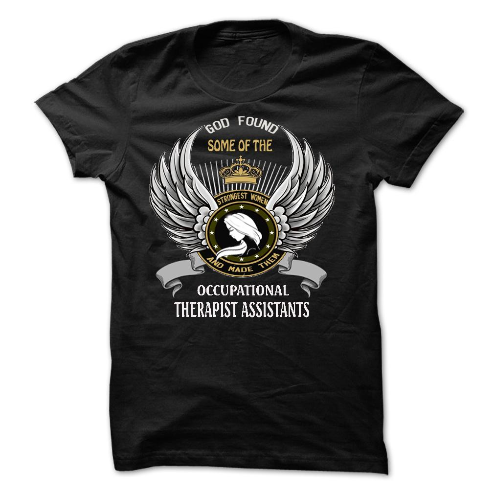 I'm A Occupational Therapist Assistants T-Shirt & Hoodie