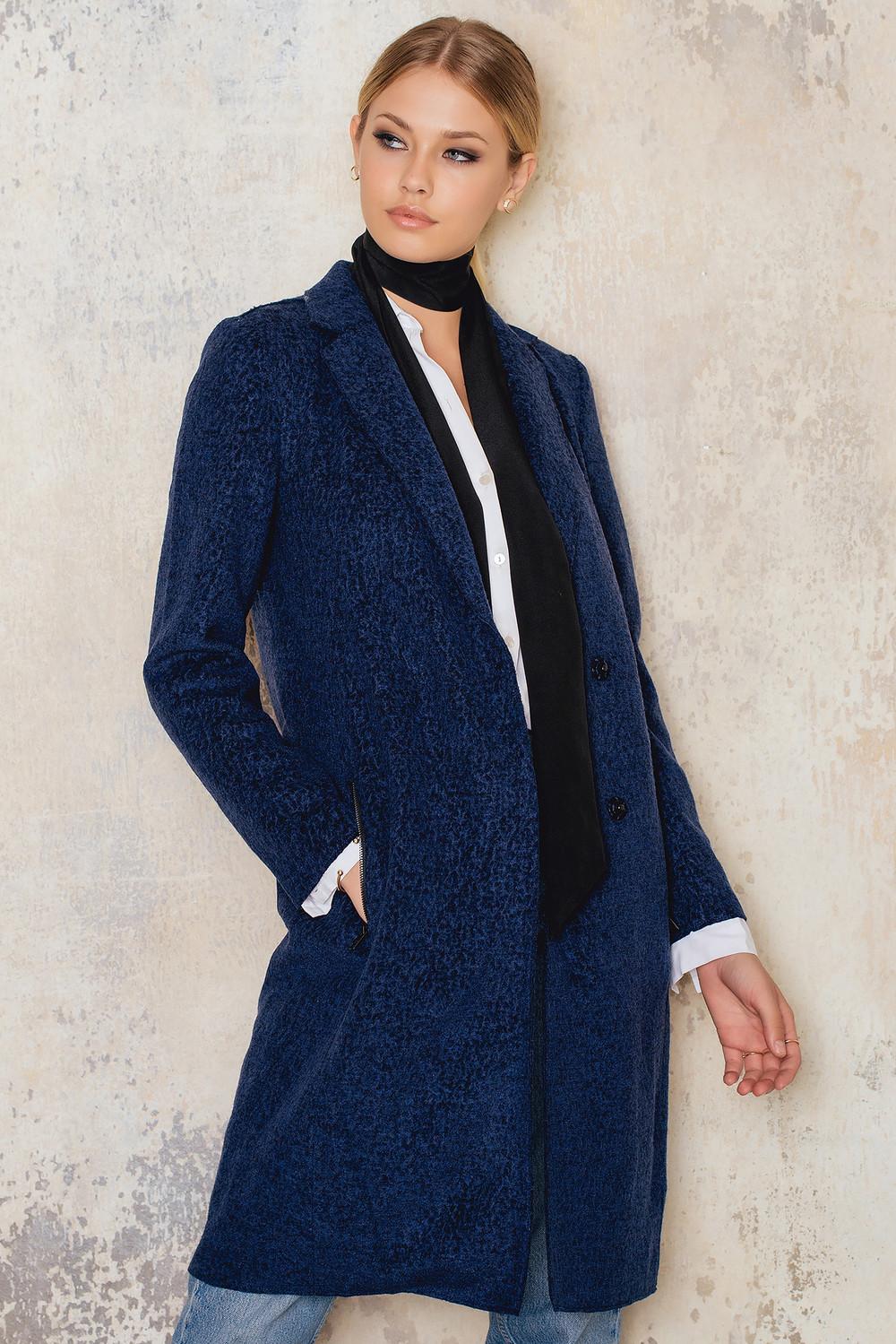 Calvin Klein Bliss Long Blazer