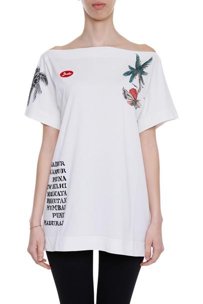 Mr & Mrs Italy t-shirt shirt printed t-shirt t-shirt top