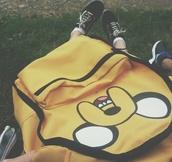 bag,cartoon,adventure time